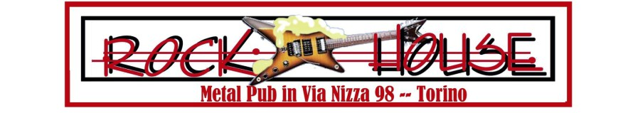 BENVENUTI AL ROCK HOUSE PUB